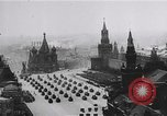 Image of Soviet Military Parade Moscow Russia Soviet Union, 1934, second 2 stock footage video 65675056569