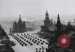 Image of Soviet Military Parade Moscow Russia Soviet Union, 1934, second 3 stock footage video 65675056569