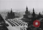 Image of Soviet Military Parade Moscow Russia Soviet Union, 1934, second 4 stock footage video 65675056569