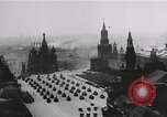 Image of Soviet Military Parade Moscow Russia Soviet Union, 1934, second 5 stock footage video 65675056569