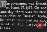 Image of Imperial Russian soldiers revolt in Petrograd Petrograd Russia, 1917, second 2 stock footage video 65675056575
