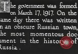 Image of Imperial Russian soldiers revolt in Petrograd Petrograd Russia, 1917, second 4 stock footage video 65675056575