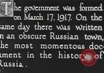 Image of Imperial Russian soldiers revolt in Petrograd Petrograd Russia, 1917, second 5 stock footage video 65675056575