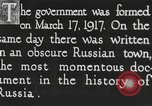 Image of Imperial Russian soldiers revolt in Petrograd Petrograd Russia, 1917, second 6 stock footage video 65675056575