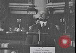Image of Vladimir Lenin giving speeches Moscow Russia, 1920, second 6 stock footage video 65675056576