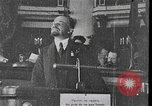 Image of Vladimir Lenin giving speeches Moscow Russia, 1920, second 7 stock footage video 65675056576