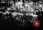 Image of Vladimir Lenin giving speeches Moscow Russia, 1920, second 9 stock footage video 65675056576