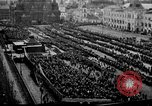 Image of Peaceful demonstration in Red Square Moscow Russia, 1917, second 1 stock footage video 65675056578