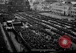 Image of Peaceful demonstration in Red Square Moscow Russia, 1917, second 3 stock footage video 65675056578