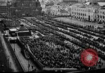 Image of Peaceful demonstration in Red Square Moscow Russia, 1917, second 5 stock footage video 65675056578