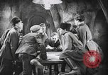 Image of Bolsheviks plotting in secret meeting Russia, 1917, second 6 stock footage video 65675056583