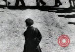 Image of Prisoners exercising in yard Russia, 1914, second 2 stock footage video 65675056585