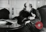 Image of Vladimir Lenin with his cat Russia, 1917, second 7 stock footage video 65675056590