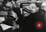 Image of Bolshevik leader Vladimir Lenin Moscow Russia Soviet Union, 1917, second 5 stock footage video 65675056591