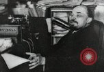 Image of Bolshevik leader Vladimir Lenin Moscow Russia Soviet Union, 1917, second 10 stock footage video 65675056591