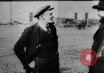 Image of Bolshevik leaders Vladimir Lenin and  Lev Kamenev Moscow Russia Soviet Union, 1919, second 2 stock footage video 65675056595
