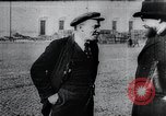 Image of Bolshevik leaders Vladimir Lenin and  Lev Kamenev Moscow Russia Soviet Union, 1918, second 3 stock footage video 65675056595