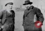 Image of Bolshevik leaders Vladimir Lenin and  Lev Kamenev Moscow Russia Soviet Union, 1919, second 6 stock footage video 65675056595