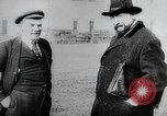Image of Bolshevik leaders Vladimir Lenin and  Lev Kamenev Moscow Russia Soviet Union, 1919, second 8 stock footage video 65675056595