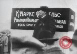 Image of Vladimir Lenin Russia, 1919, second 5 stock footage video 65675056598