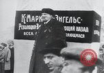 Image of Vladimir Lenin Russia, 1919, second 7 stock footage video 65675056598