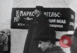 Image of Vladimir Lenin Russia, 1919, second 10 stock footage video 65675056598