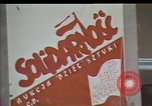 Image of Crisis in Poland Poland, 1982, second 9 stock footage video 65675056606