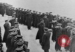 Image of King George and party on USS New York BB-34 Atlantic Ocean, 1918, second 11 stock footage video 65675056635