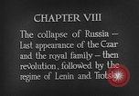 Image of Russian Revolution and rise of Bolshevik Russia Russia, 1917, second 2 stock footage video 65675056637