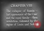Image of Russian Revolution and rise of Bolshevik Russia Russia, 1917, second 3 stock footage video 65675056637