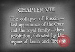 Image of Russian Revolution and rise of Bolshevik Russia Russia, 1917, second 5 stock footage video 65675056637