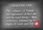 Image of Russian Revolution and rise of Bolshevik Russia Russia, 1917, second 7 stock footage video 65675056637