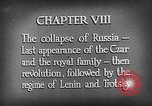 Image of Russian Revolution and rise of Bolshevik Russia Russia, 1917, second 8 stock footage video 65675056637