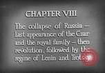 Image of Russian Revolution and rise of Bolshevik Russia Russia, 1917, second 10 stock footage video 65675056637
