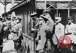 Image of British and Belgian royalty during World War 1 France, 1916, second 1 stock footage video 65675056638