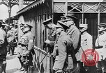 Image of British and Belgian royalty during World War 1 France, 1916, second 2 stock footage video 65675056638