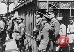 Image of British and Belgian royalty during World War 1 France, 1916, second 3 stock footage video 65675056638