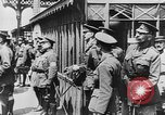 Image of British and Belgian royalty during World War 1 France, 1916, second 4 stock footage video 65675056638