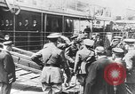 Image of British and Belgian royalty during World War 1 France, 1916, second 10 stock footage video 65675056638