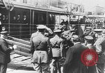 Image of British and Belgian royalty during World War 1 France, 1916, second 11 stock footage video 65675056638