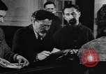 Image of Mihail Ivanovic Kalinin Moscow Russia Soviet Union, 1940, second 9 stock footage video 65675056645