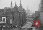 Image of May Day parade Moscow Russia Soviet Union, 1958, second 2 stock footage video 65675056656