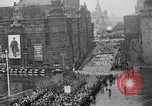 Image of May Day parade Moscow Russia Soviet Union, 1958, second 4 stock footage video 65675056656
