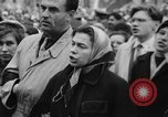 Image of May Day parade Moscow Russia Soviet Union, 1958, second 12 stock footage video 65675056657