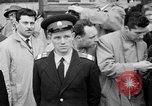 Image of May Day parade Moscow Russia Soviet Union, 1958, second 4 stock footage video 65675056659