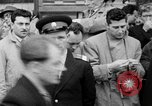 Image of May Day parade Moscow Russia Soviet Union, 1958, second 5 stock footage video 65675056659