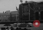Image of May Day parade Moscow Russia Soviet Union, 1958, second 5 stock footage video 65675056661