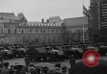 Image of May Day parade Moscow Russia Soviet Union, 1958, second 2 stock footage video 65675056662