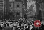 Image of May Day parade Moscow Russia Soviet Union, 1958, second 2 stock footage video 65675056663