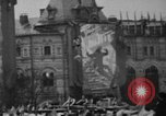 Image of May Day parade Moscow Russia Soviet Union, 1958, second 4 stock footage video 65675056663